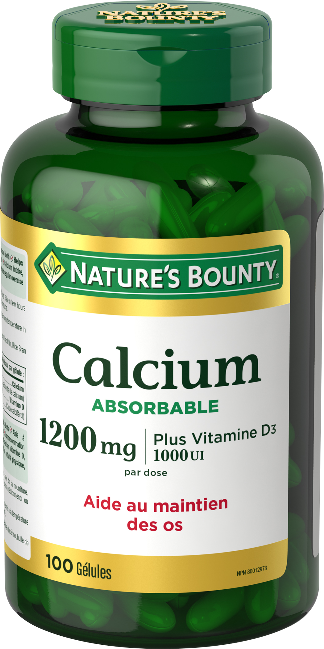 Calcium Absorbable plus Vitamine D3