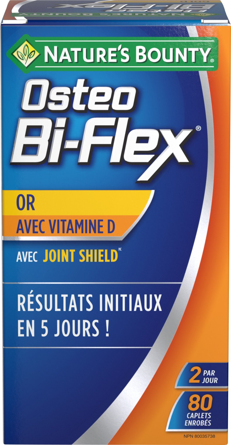 Osteo Bi-Flex Ease Or avec Vitamine D