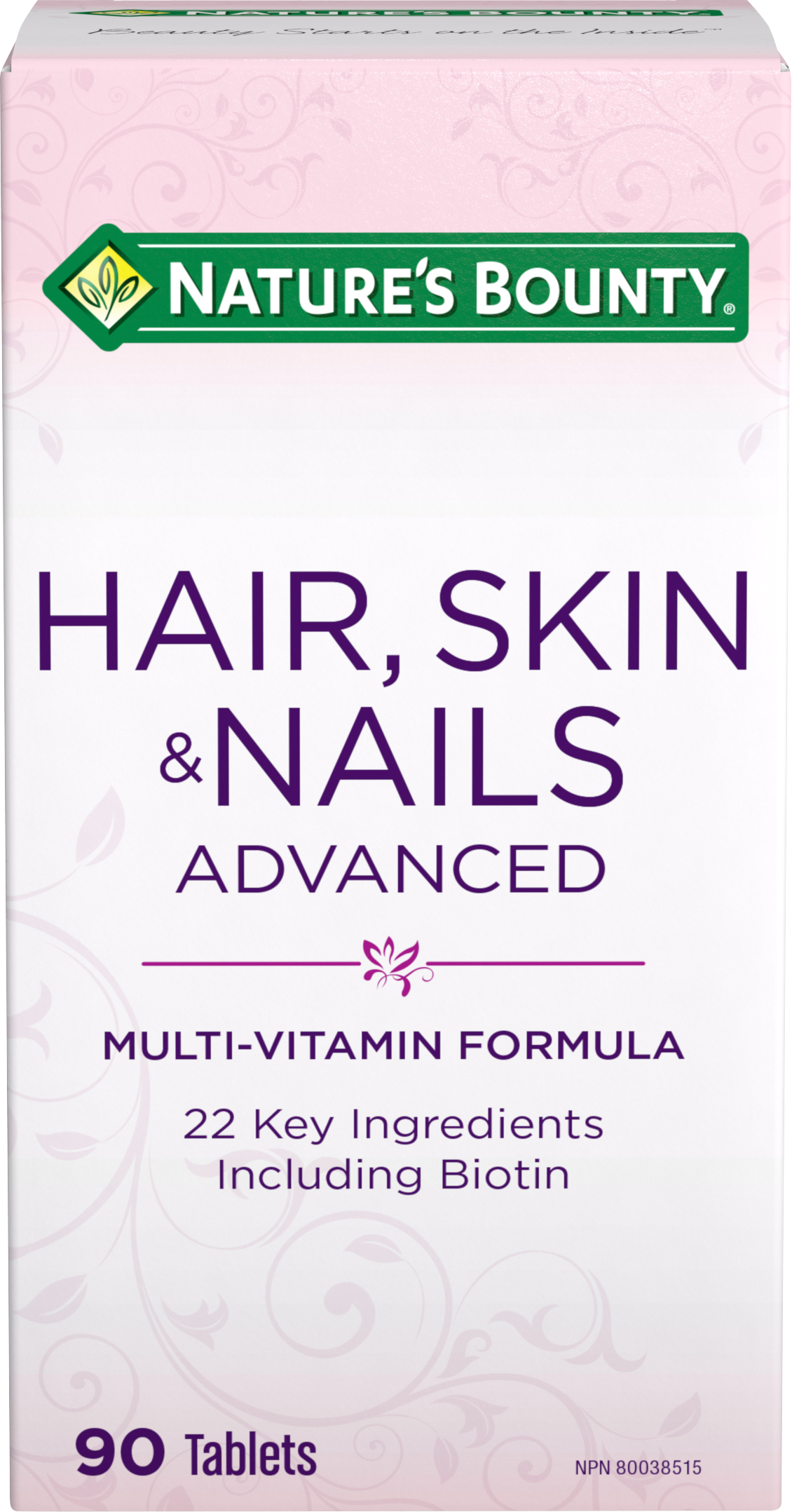 Hair, Skin & Nails Advanced